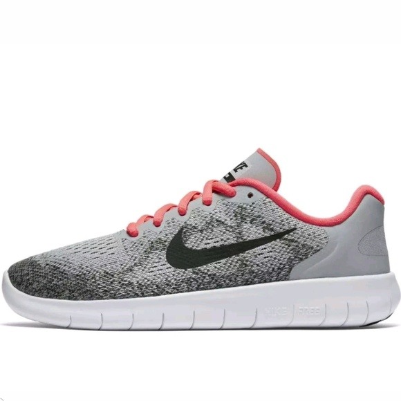 girls nike free running shoes
